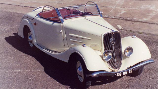 Peugeot Eclipse: la prima coupé cabriolet della storia!