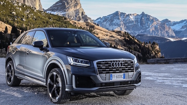 Audi Q2: la neonata che nasce già grande!