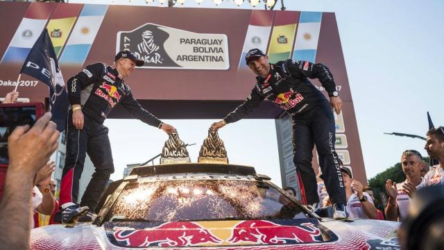 Dakar 2017: tripletta Peugeot nella gara più dura del mondo!