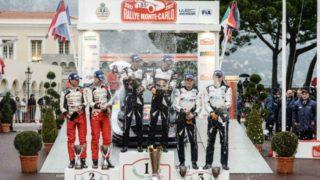 Rally di Montecarlo, vince Ogier con la M-Sport