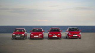 Seat Ibiza, dal 1984 ad oggi…