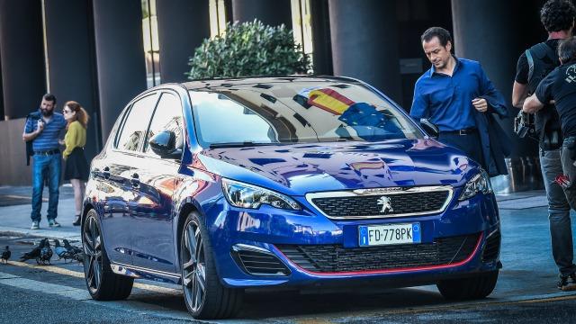 Da Accorsi a Peugeot per una #Sensationdriver