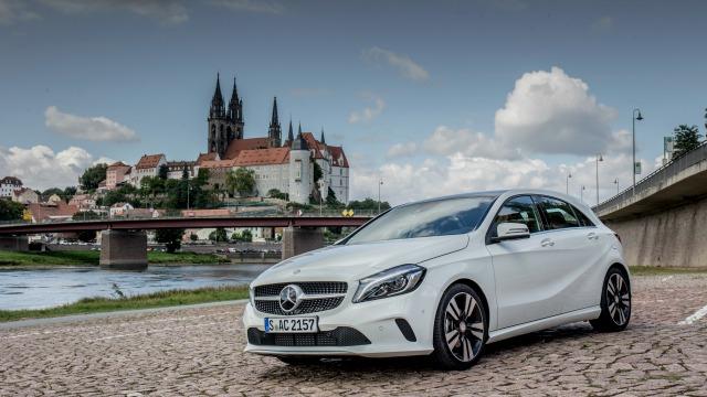 La prova di Mercedes Classe A Next