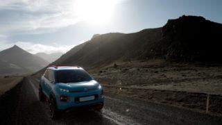 Citroën C-Aircross Concept, identità forte e colorata