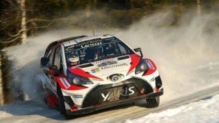 Rally Svezia WRC, il ritorno dei quattro