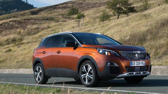 COTY 2017: and the winner is…Peugeot 3008!