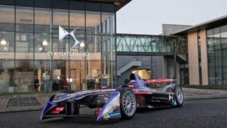 DS Automobiles in pista tra i costruttori di Formula E