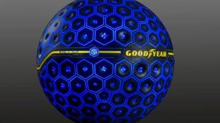 Goodyear svela Eagle 360 Urban: pneumatico con Intelligenza Artificiale e pelle bionica