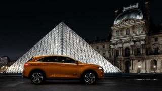 DS7 Crossback, stile e tecnologia in formato suv