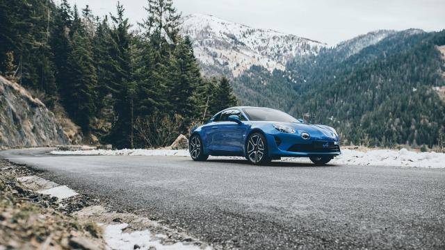 Alpine A110, il ritorno di un mito