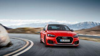 Audi RS5 Coupé: un nuovo motore per la sportiva dei quattro anelli