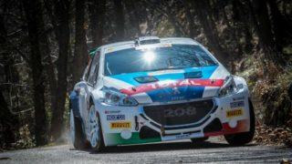 Rally Sanremo, la vittoria di Ucci-Ussi