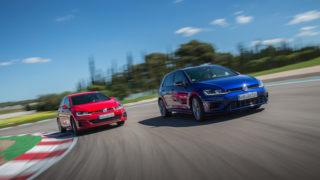 Golf GTI Performance e Golf R: le power Golf di ultima generazione