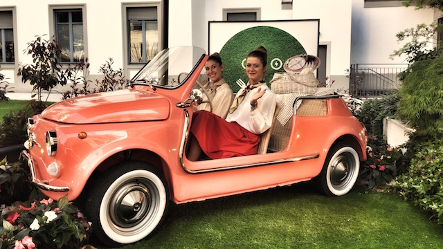 Officine Ruggenti, nuova energia alle auto storiche
