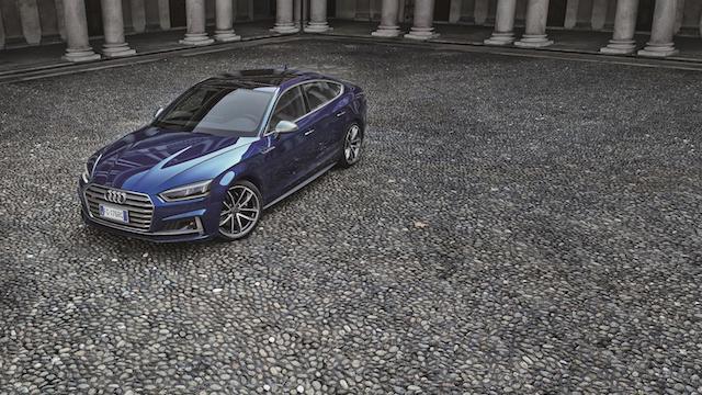 Audi City Lab: intelligenza artificiale e RS5 Coupé