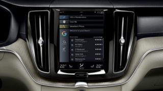 Android Auto si integra all'infotainment di Volvo e Audi