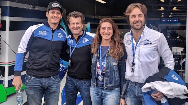Cetilar Villorba Corse: The Italian Spirit of Le Mans