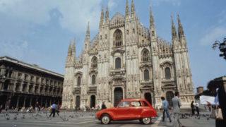 Citroën Dyane: l'auto in jeans compie 50 anni
