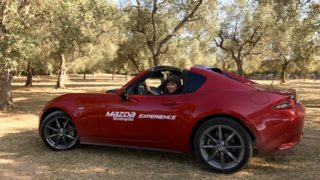 Mazda Drive Together Experience: due giorni di guida Jinba Ittai