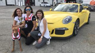 Valentina Albanese, da pilota a mentore