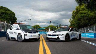 Formula E: anche BMW entra ufficialmente