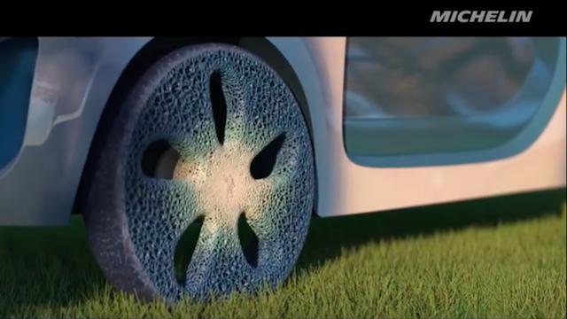 Il futuro secondo Michelin: stampa in 3D e pneumatici che si rigenerano