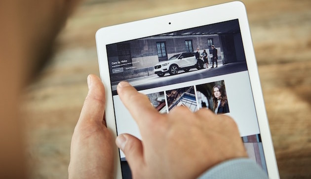 Care by Volvo: l'auto in abbonamento come un cellulare