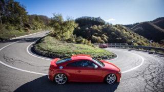 Dagli Appennini a Misano e ritorno con Audi RS