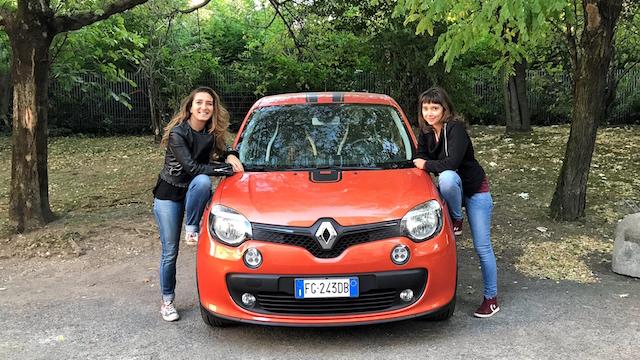 Renault Twingo GT: la citycar pepata e appariscente