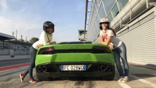 A Monza con Puresport e un paio di supercar…
