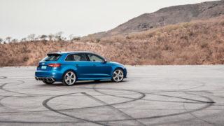 Audi RS3, la piccola da 400 cavalli
