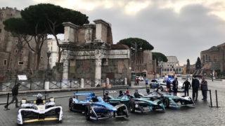 La Formula E mette la spina a Roma per la prossima stagione