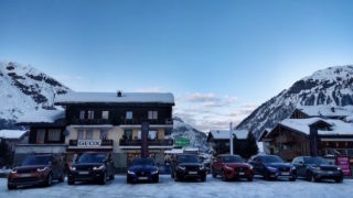 Il Jaguar Land Rover Winter Tour fa tappa a Livigno