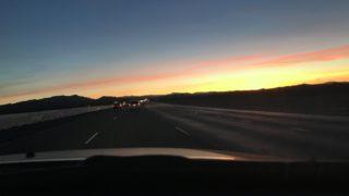 Verso Los Angeles