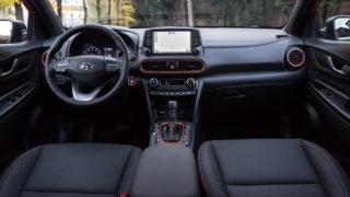 Nuova Hyundai Kona - interni 9