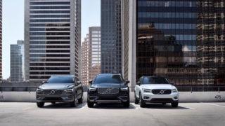 Volvo: tre premi in tre mesi!