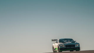 Bentley Continental GT3 - wide