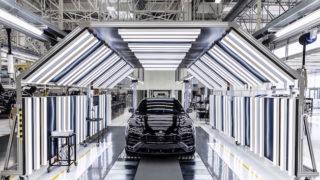 Manifattura Lamborghini: ecco dove nasce Urus