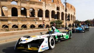 Formula E: ci vediamo all'e-prix di Roma!