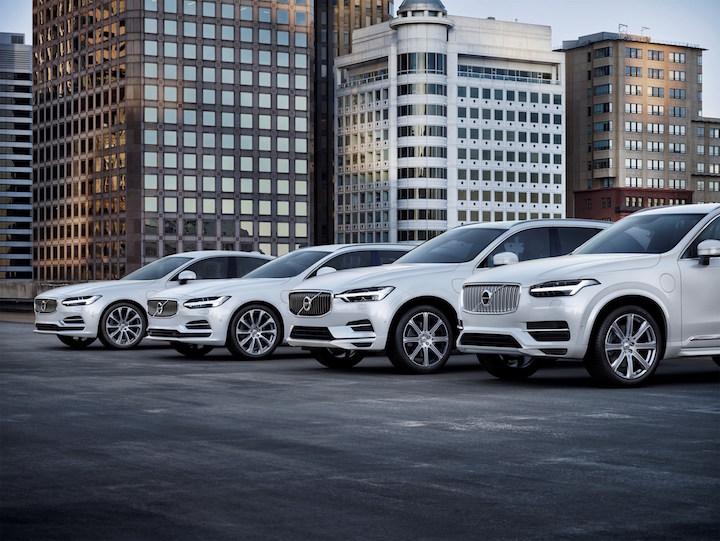 Anche Volvo dice addio al diesel