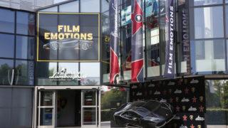 Film Emotions: una mostra dedicata alle Lamborghini nel cinema