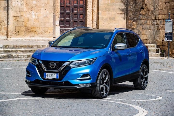 """Su Nissan Qashqai arriva """"il Propilot"""": il guidatore in più"""