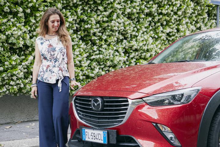 Mazda CX-3: la nostra prova.
