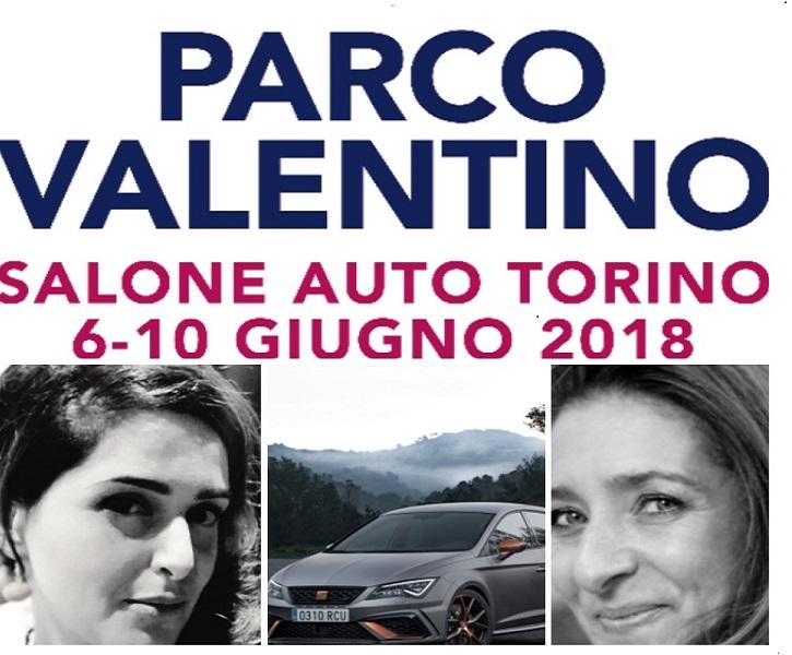Parco Valentino 2018: anche noi alla Supercar Night Parade!