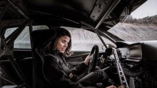 Cupra nel mondo: al volante una donna