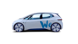 Volkswagen We: dietro al car sharing c'è di più!
