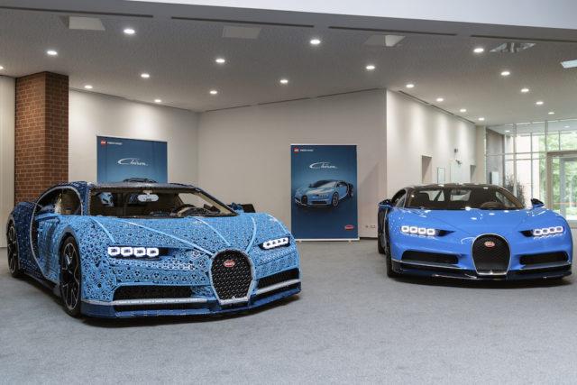 LEGO Technic Bugatti_ Chiron _Build For Real (31)