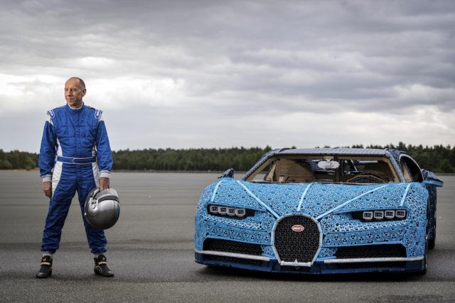 LEGO Technic Bugatti_ Chiron _Build For Real(60)