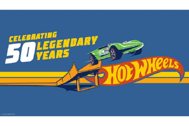 Hot Wheels: 50 anni di passione in scala