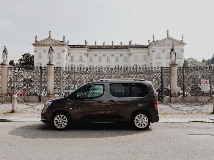 Opel Combo Life: la nuova vita di quello che fu un veicolo commerciale